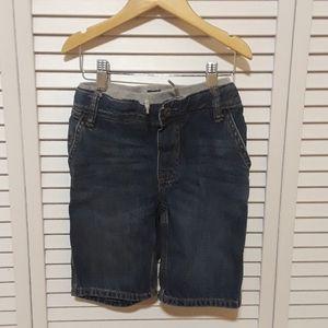 GAP boys denim shorts